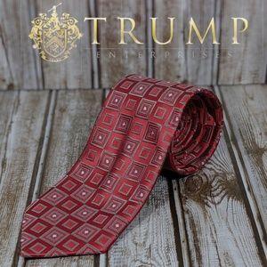 Donald Trump Signature Collection Tie ignature